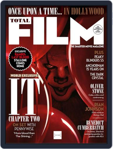 Total Film August 1st, 2019 Digital Back Issue Cover