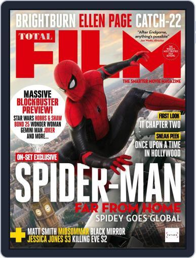Total Film (Digital) June 1st, 2019 Issue Cover