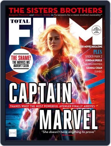 Total Film February 1st, 2019 Digital Back Issue Cover