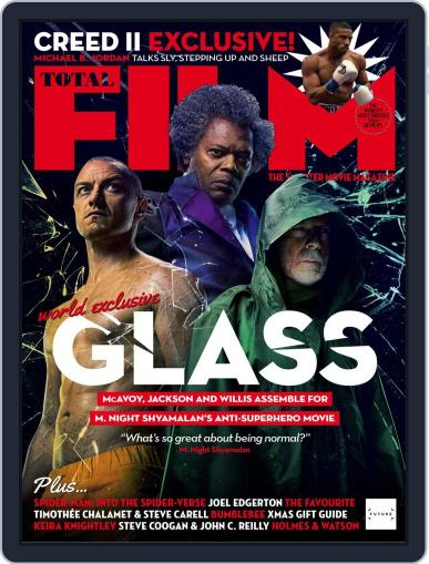 Total Film (Digital) December 1st, 2018 Issue Cover