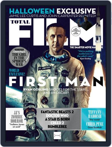 Total Film (Digital) October 1st, 2018 Issue Cover