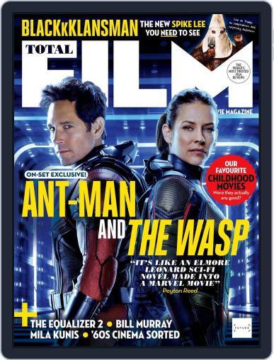 Total Film (Digital) June 1st, 2018 Issue Cover