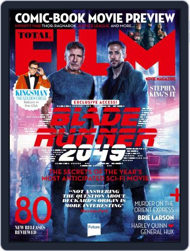 Total Film (Digital) October 1st, 2017 Issue Cover
