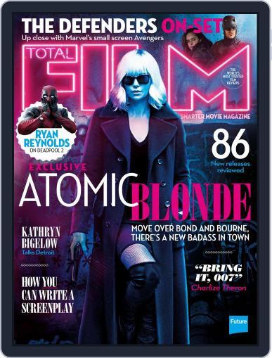 Total Film (Digital) September 1st, 2017 Issue Cover