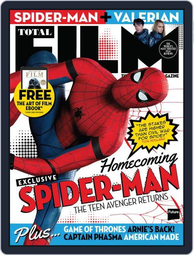 Total Film (Digital) August 1st, 2017 Issue Cover