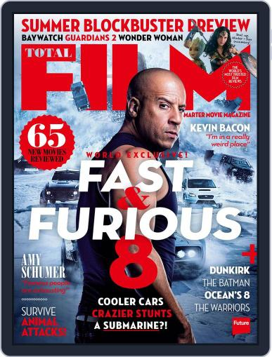 Total Film May 1st, 2017 Digital Back Issue Cover