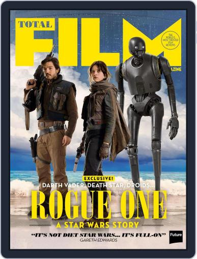 Total Film (Digital) January 1st, 2017 Issue Cover