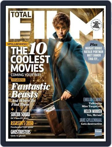 Total Film (Digital) March 11th, 2016 Issue Cover