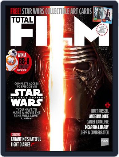 Total Film (Digital) November 20th, 2015 Issue Cover