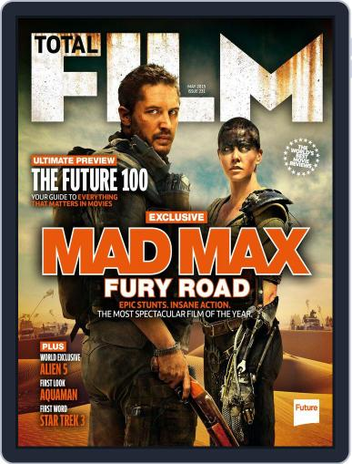 Total Film May 1st, 2015 Digital Back Issue Cover