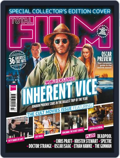 Total Film January 15th, 2015 Digital Back Issue Cover