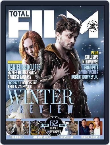 Total Film September 29th, 2014 Digital Back Issue Cover