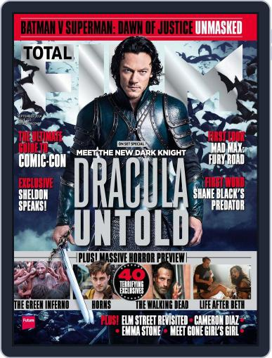 Total Film August 1st, 2014 Digital Back Issue Cover