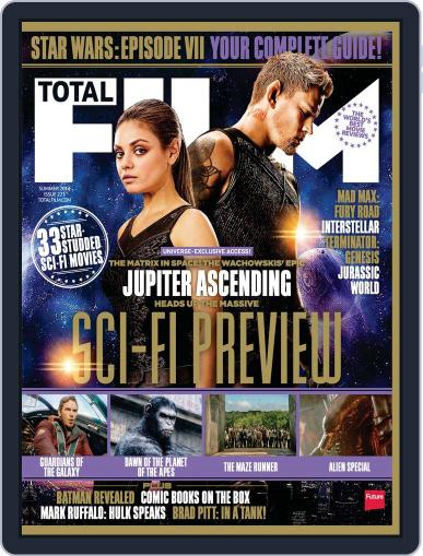 Total Film (Digital) June 5th, 2014 Issue Cover