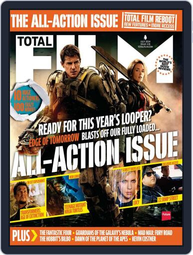 Total Film (Digital) May 8th, 2014 Issue Cover