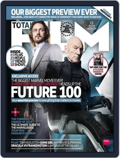 Total Film March 13th, 2014 Digital Back Issue Cover