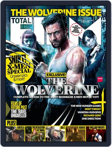 Total Film (Digital) July 4th, 2013 Issue Cover