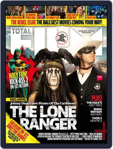 Total Film June 6th, 2013 Digital Back Issue Cover