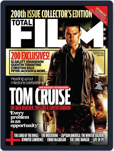 Total Film (Digital) October 30th, 2012 Issue Cover