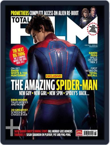 Total Film April 17th, 2012 Digital Back Issue Cover