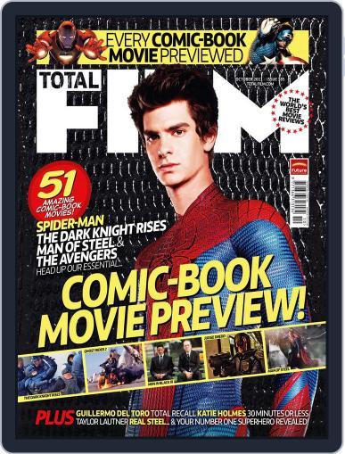 Total Film (Digital) September 1st, 2011 Issue Cover