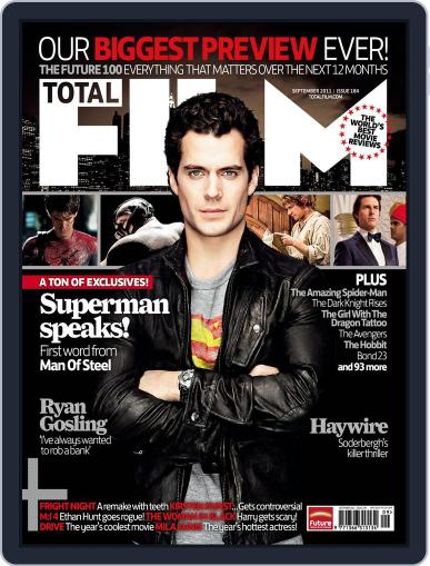Total Film August 7th, 2011 Digital Back Issue Cover