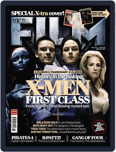 Total Film April 13th, 2011 Digital Back Issue Cover