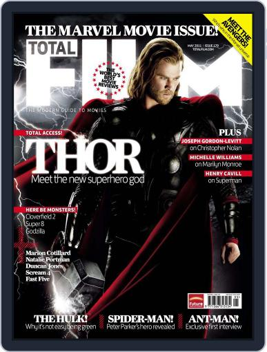 Total Film March 16th, 2011 Digital Back Issue Cover