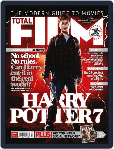 Total Film (Digital) November 1st, 2010 Issue Cover