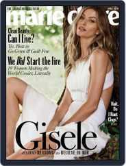 Marie Claire Magazine (Digital) Subscription April 1st, 2020 Issue