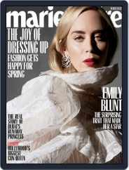 Marie Claire Magazine (Digital) Subscription March 1st, 2020 Issue