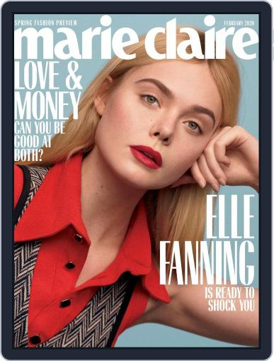 Marie Claire Magazine (Digital) February 1st, 2020 Issue Cover