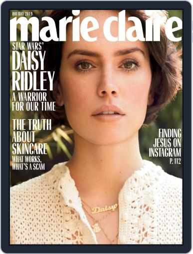 Marie Claire Magazine (Digital) December 1st, 2019 Issue Cover