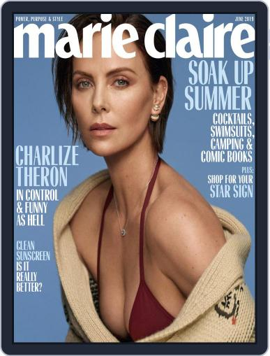 Marie Claire Magazine (Digital) June 1st, 2019 Issue Cover
