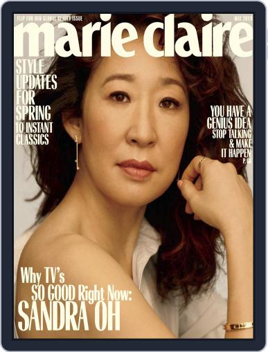 Marie Claire Magazine (Digital) May 1st, 2019 Issue Cover