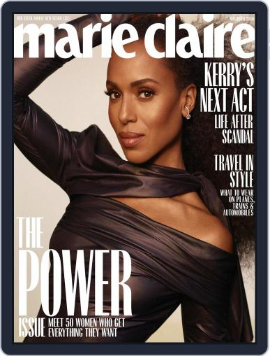 Marie Claire Magazine (Digital) November 1st, 2018 Issue Cover