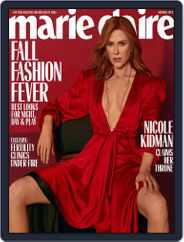 Marie Claire Magazine (Digital) Subscription October 1st, 2018 Issue