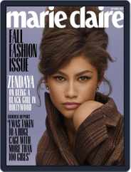 Marie Claire Magazine (Digital) Subscription September 1st, 2018 Issue
