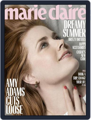 Marie Claire Magazine (Digital) July 1st, 2018 Issue Cover
