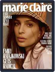Marie Claire Magazine (Digital) Subscription June 1st, 2018 Issue