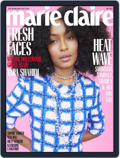 Marie Claire Magazine (Digital) May 1st, 2018 Issue Cover