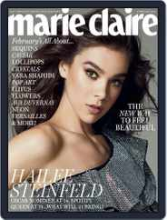 Marie Claire Magazine (Digital) Subscription February 1st, 2018 Issue
