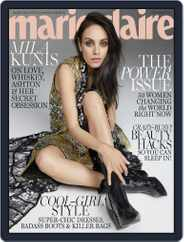 Marie Claire Magazine (Digital) Subscription November 1st, 2017 Issue