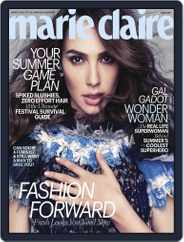 Marie Claire Magazine (Digital) Subscription June 1st, 2017 Issue