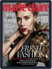 Marie Claire Magazine (Digital) Subscription March 1st, 2017 Issue