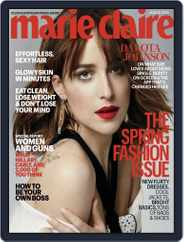 Marie Claire Magazine (Digital) Subscription March 1st, 2016 Issue