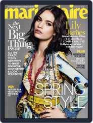 Marie Claire Magazine (Digital) Subscription December 9th, 2015 Issue