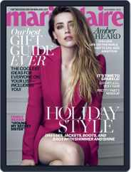 Marie Claire Magazine (Digital) Subscription December 1st, 2015 Issue