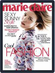 Marie Claire Magazine (Digital) Subscription June 1st, 2015 Issue