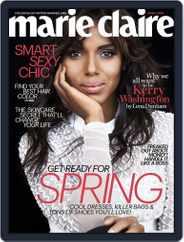 Marie Claire Magazine (Digital) Subscription April 1st, 2015 Issue